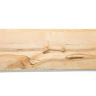 SELKIRK Vinyl Plank Flooring-Waterproof Click Lock Wood Grain-5.5mm SPC Rigid Core