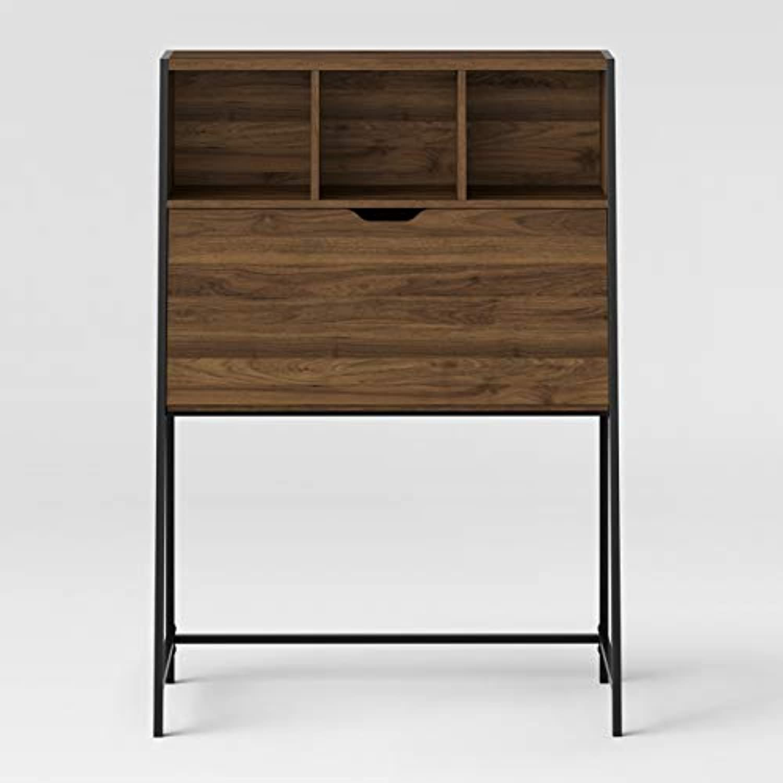 Loring Secretary Desk - Project 62 (Walnut)