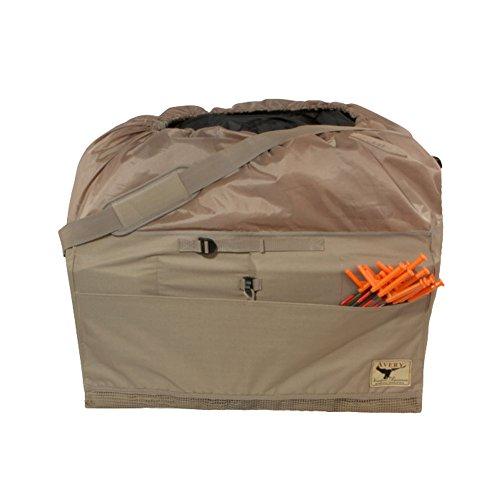 Avery Outdoors 12-Slot Mid-Size Full Body Goose Bag,Field (Full Body Goose Bag)