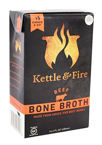Kettle Fire Shelf Stable Collagen Rich Paleo Friendly product image
