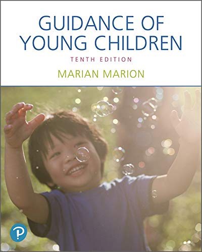 Guidance of Young Children (Strategies For Managing Challenging Behaviour In The Classroom)