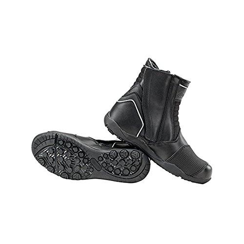 Joe Rocket Meteor FX Mid Mens Riding Shoes Sports Bike Racing Motorcycle Boots - Black / Size 08 by Joe Rocket (Image #1)