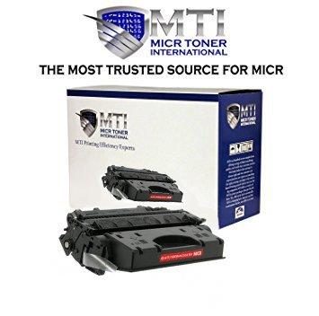 (MTI Universal Troy 02-81501-001 | HP CE505X (05X) MICR Toner Cartridge Hi-Yield (6,500 Pages) for TROY & HP Printers: P2055 / P2055d / P205dn / P2055x)