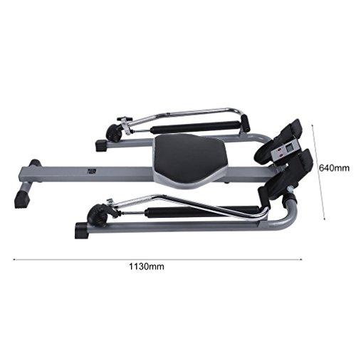 Homgrace Machine, 250 lb Weight Capacity Monitor Home Equipment
