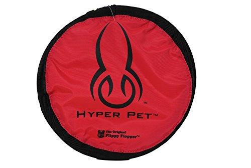 "Hyper Pet 9"" Flippy Flopper Original Dog Toy, Assorted colors"