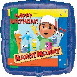handy manny party pack - 1