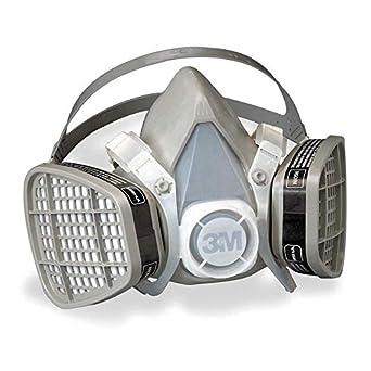 3m respirator mask black