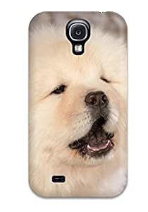 New Style Case Cover GpOSnIB4304GRrWK Chow Chow Dog Compatible With Galaxy S4 Protection Case