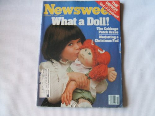 Newsweek December 12, 1983 (WHAT A DOLL THE CABBAGE for sale  Delivered anywhere in USA