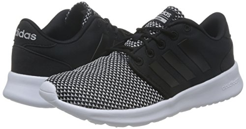 Noir Chaussures core W Femme Cf Silver De Adidas Fitness Qt Racer Black matte w4Inxz