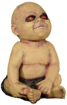 Costumes For All Occasions MR124130 Spinning Head Possessed Baby ...