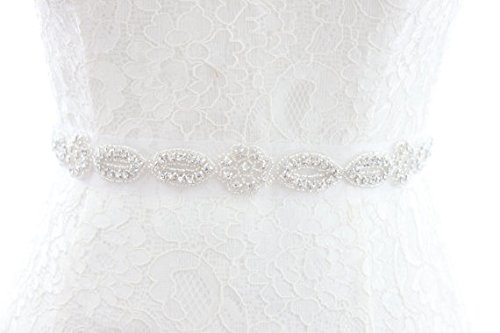 Wedding Sash bridesmaid wedding Applique