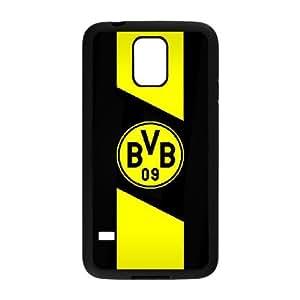 Samsung Galaxy S5 Phone Case for Classic theme Borussia Dortmund BVB 09 Logo pattern design GCTBDBVB844488
