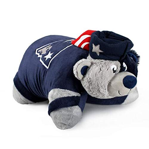 Fabrique Innovations NFL Pillow Pet , New England Patriots, -