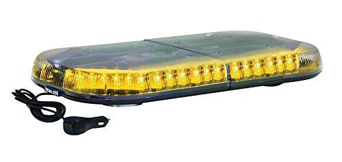 - Whelen Engineering Mini Justice Super-LED Amber Lightbar - 22in., Magnetic Mount, Model# NT163785