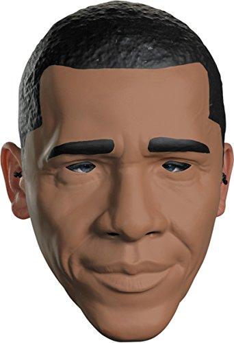Obama Half Mask Costume Accessory