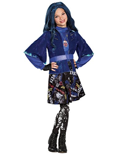 Disguise Descendants Evie Isle of The Lost Kids' Deluxe Costume