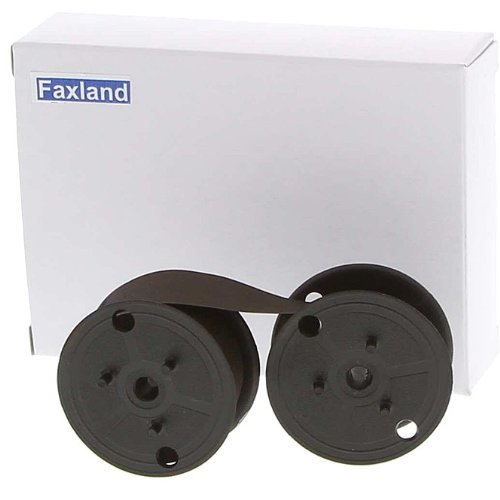 Farbband - schwarz- fü r Sigma CR 465, kompatibel Marke Faxland