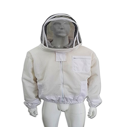 vented bee jacket - 4