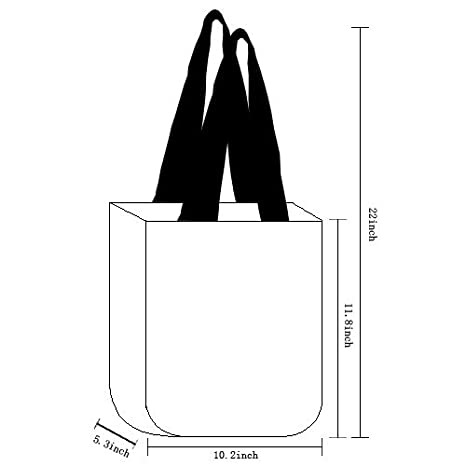 c61c1fec05 Amazon.com : Custom One Direction Harry Styles Tote Bag(two sides) : Beauty