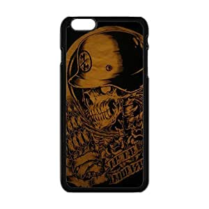 Rockband guitar legend skull Cell Phone Case for iPhone plus 6 Kimberly Kurzendoerfer