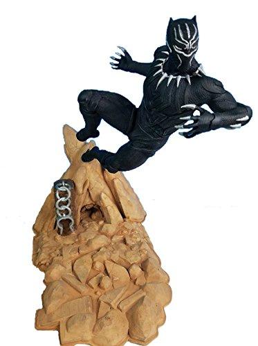 Miniatura Colecionável - Pantera Negra