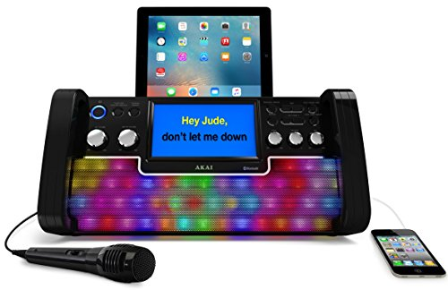 Which is the best disco karaoke machine bluetooth?