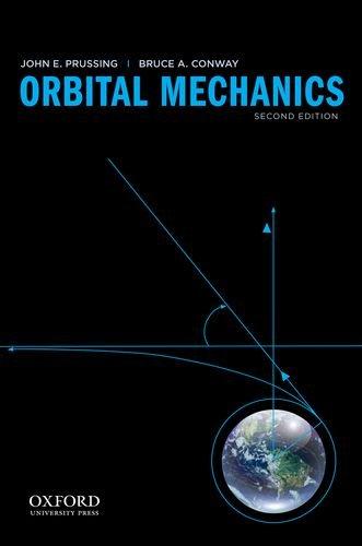 Pdf Engineering Orbital Mechanics