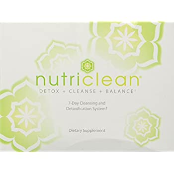 Amazon.com: NutriClean 7 Day Cleansing System with Stevia