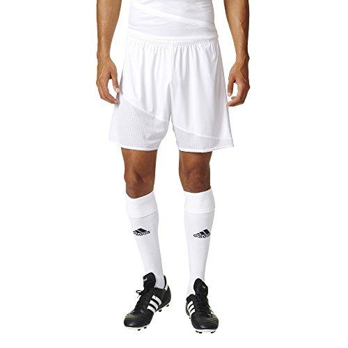 l Regista 16 Short White/White L (Climacool Custom Jersey)