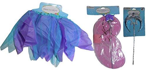Jeweled Fairy Princess Wings - 1
