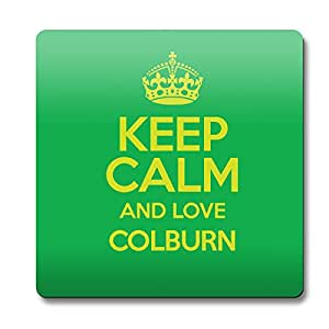 Verde KEEP CALM AND LOVE Colburn posavasos color 0166