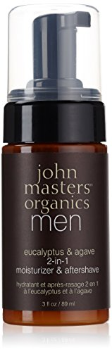 john-master-organics-men-2-in-1-moisturizeraftershave-eucalyptusagave-3-fluid-ounce