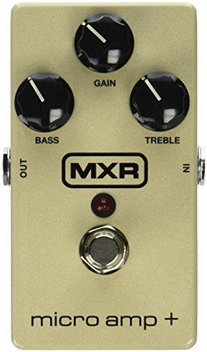 買い誠実 MXR M233 Micro Amp Amp M233 + Guitar Effects Pedal [並行輸入品] Effects B076YYM7PS, 彩り品:06432312 --- a0267596.xsph.ru