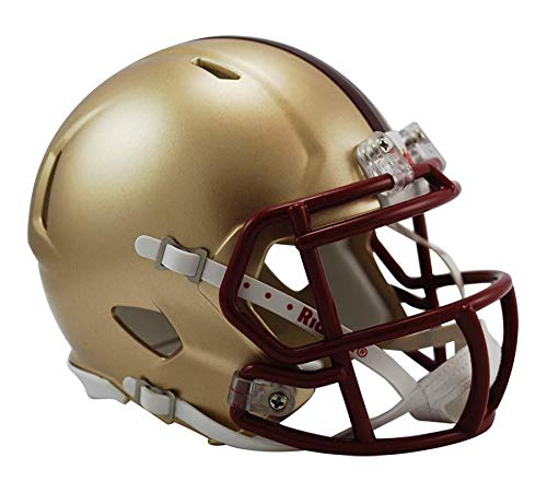 - NCAA Boston College Eagles Speed Mini Helmet