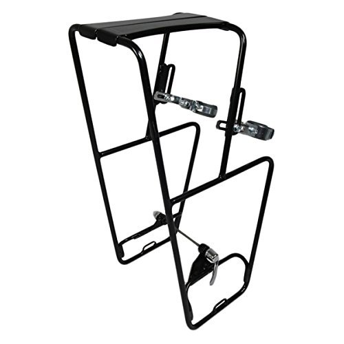 - Minoura MT-4000SF Front Pannier Rack for Mountain Bikes