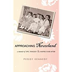 Learn more about the book, Approaching Neverland: A Memoir of Epic Tragedy & Happily Ever After