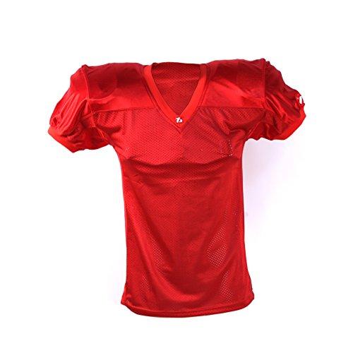 FJ de 2American Football Camiseta, Match, Rojo
