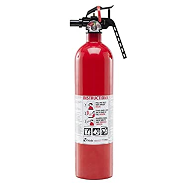 Kidde FA110 Multi Purpose Fire Extinguisher 1A10BC, 2-pack