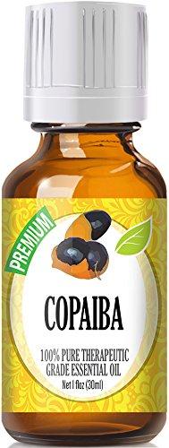 Copaiba (30ml) 100% Pure, Best Therapeutic Grade Essential Oil - 30ml / 1 (oz) Ounces