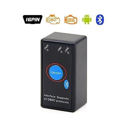 World2home PIC1825K80 Chip Super Mini ELM327 Bluetooth Firmware V1 5