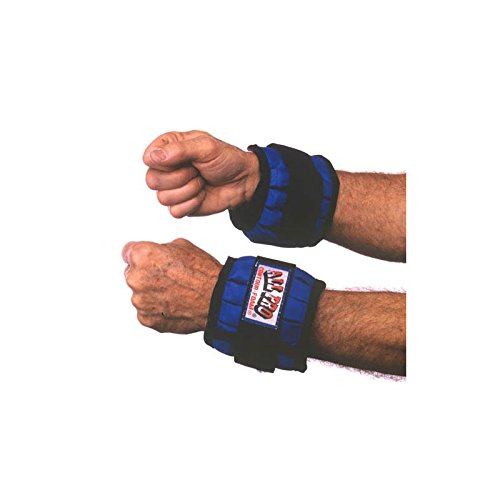 Adjustable Wrist Weight- To 2 Lbs. (Each) by All Pro