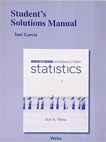 Amazon student solutions manual for introductory statistics student solutions manual for introductory statistics 10th edition fandeluxe Image collections