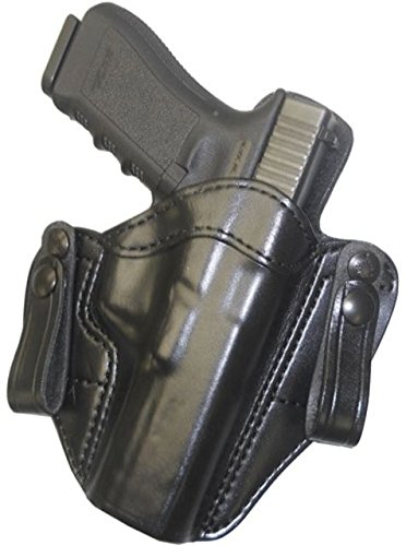Gould & Goodrich Inside Pants Holster w/Adjustable Thumb Break LH B813-G17LH