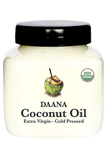 Daana Organic Coconut Virgin Pressed
