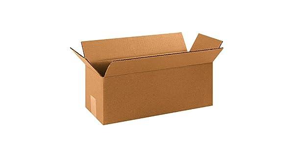 Amazon.com: aviditi 1655 Cajas de Cartón, Long 16