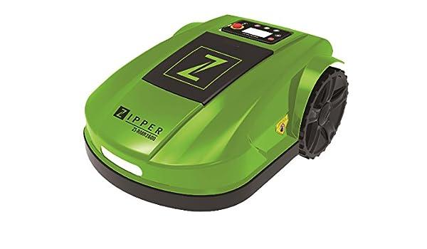 Zipper ZI-RMR 2600 Robot - Cortacésped (Robot cortacésped, 28 cm ...