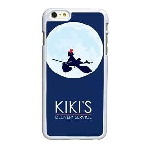 Funda iPhone 6 6S más la caja del teléfono celular de 5.5 pulgadas funda X1S7AC servicio de entrega de las blancas kiki