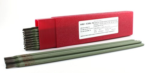E309L-16 - Stainless Steel Welding Electrode - 14'' x 1/8'' (2 LB) by TGB (Image #1)