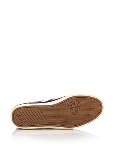 HUMMEL Sneaker Slimmer Stadil Low Schuhe Unisex Retro, Größenauswahl:38